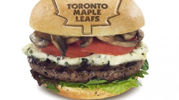 Leaf Burger