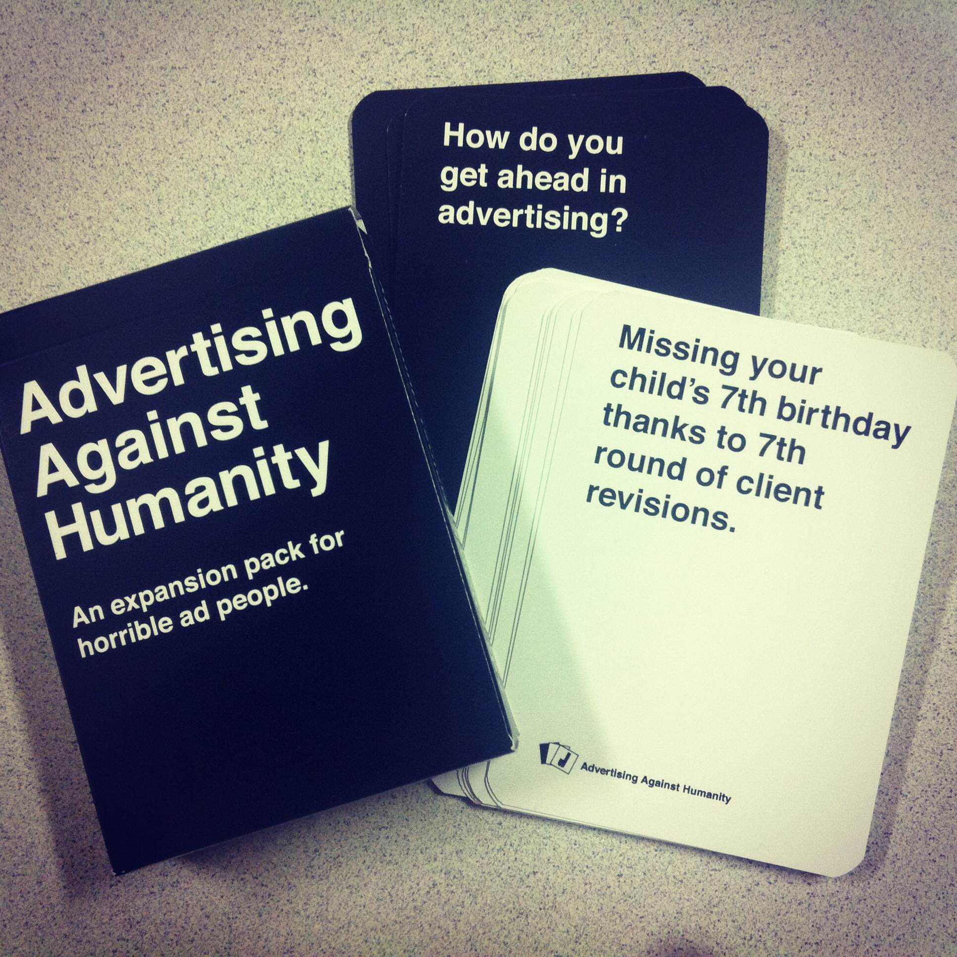 Advertising against humanity strategy bookmarktalkfo Image collections