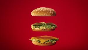 McD burger