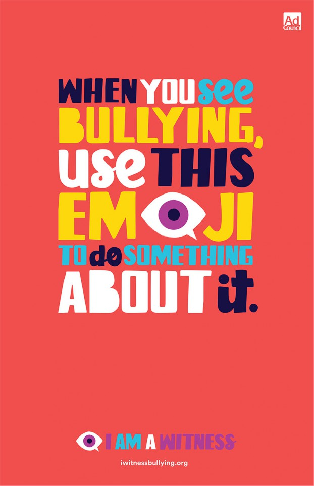 Bullying Emoji Eye