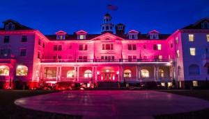 The Stanley Hotel Halloween