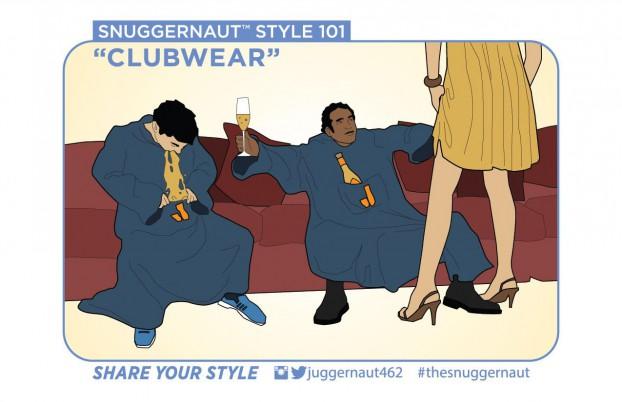 snuggernaut
