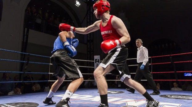 AGENCY WAR PARTICIPATING INDUSTRY EXECS IN A BOXING BOUT 2015 - MEN