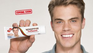 burgerKingToothpaste
