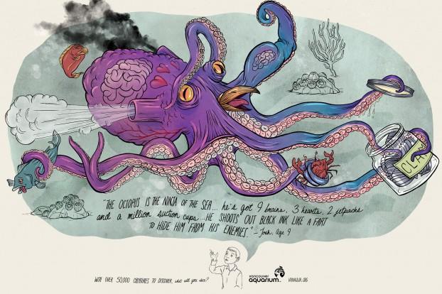 VanAqua_Octopus_Print