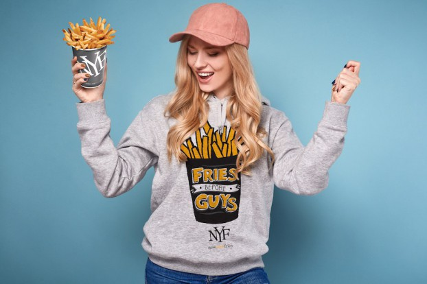 NYF-Sweatshirt
