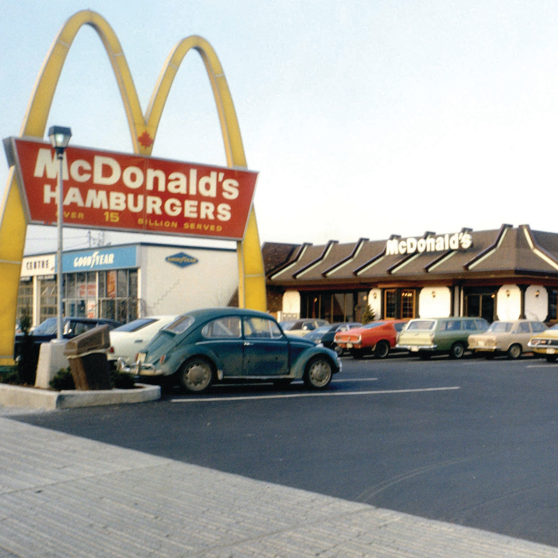 McDonald-s Canada-First-ever McDonald-s- in Canada celebrates re