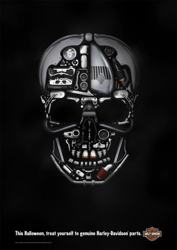 HarleyDavidson_Halloween_Poster