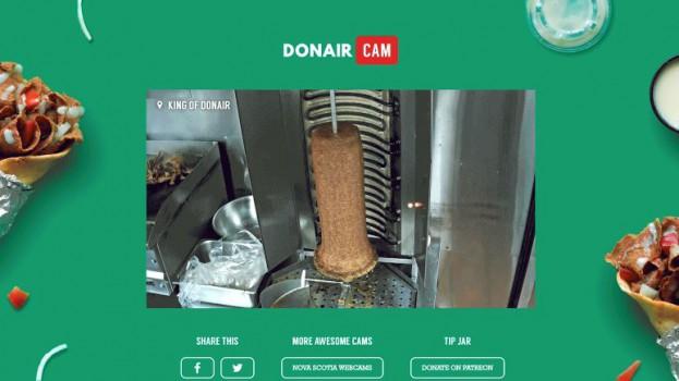 Donair Cam
