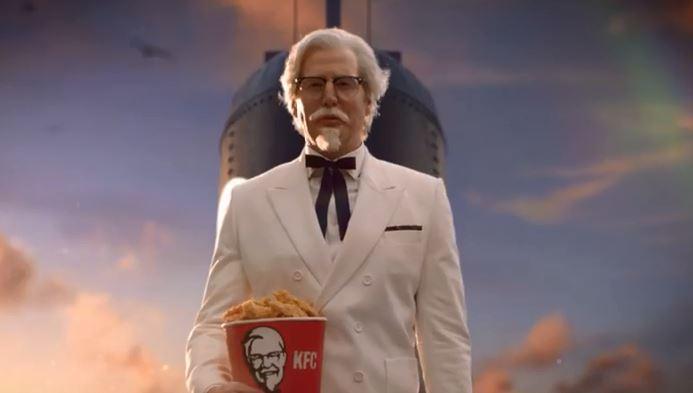 Colonel Sanders Learns French  U00bb Stimulant