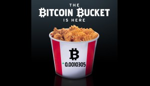 The Bitcoin Bucket is Here