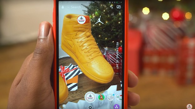 Foot Locker unboxes a new Snapchat strategy » Stimulant