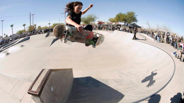 794093a2be Vans gives girls the power of skateboarding » Stimulant