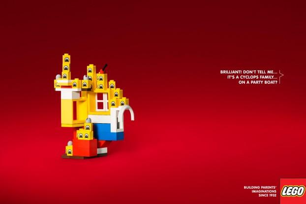 Lego-Cyclops