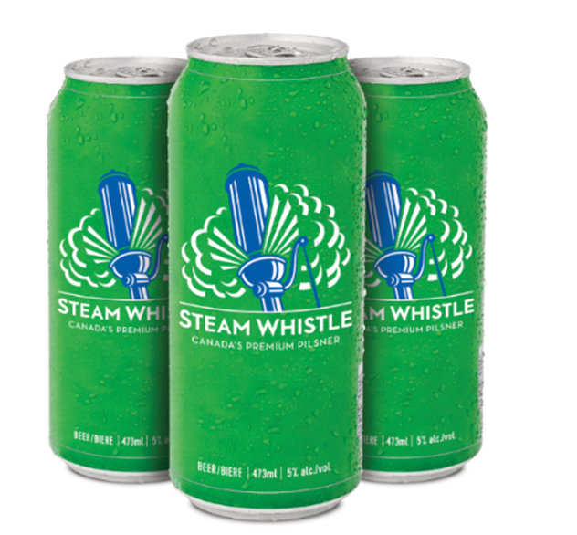 Steam Whistle toots its own horn with redesign » Stimulant