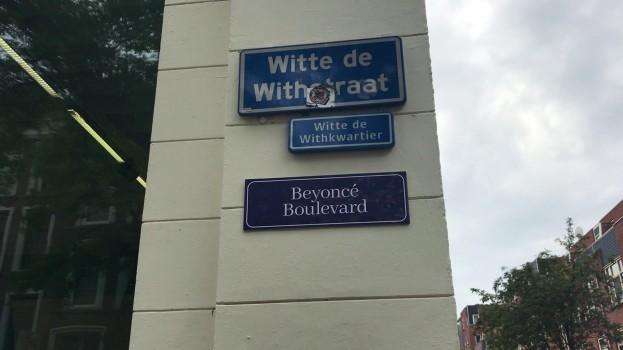 Beyonce Boulevard