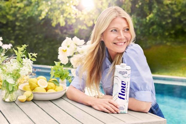 Flow Alkaline Spring Water Gwyneth Paltrow